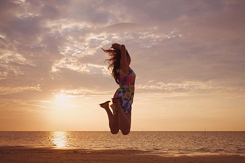 『夏の夕暮れ』のフリー写真画像[ID:175]