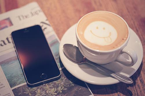 『カフェ』のフリー写真画像[ID:602]