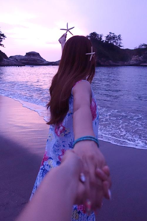 『夏の夕暮れ』のフリー写真画像[ID:933]