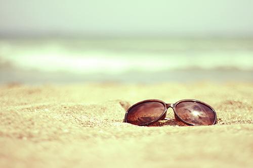 『砂浜』のフリー写真画像[ID:909]