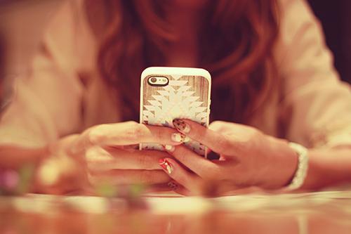 『スマートフォン』のフリー写真画像[ID:1169]