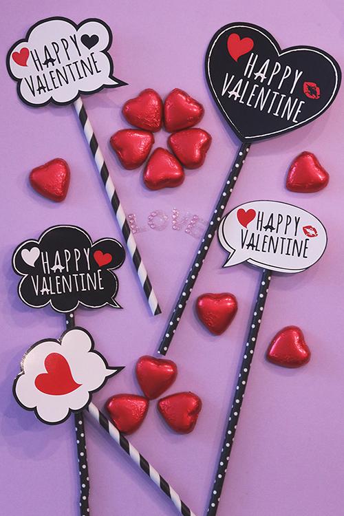 『バレンタイン』のフリー写真画像[ID:2341]