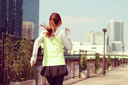 『ジョギング』のフリー写真画像[ID:2258]