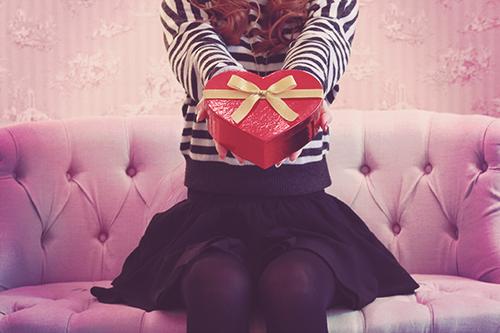 『バレンタイン』のフリー写真画像[ID:2333]