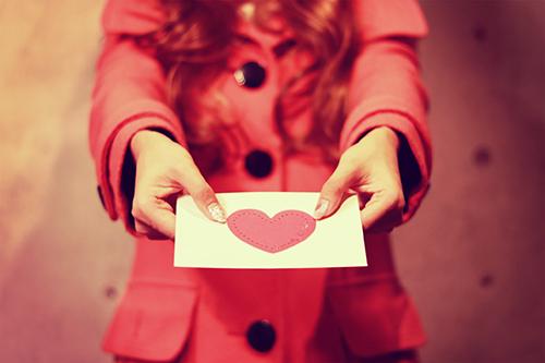 『バレンタイン』のフリー写真画像[ID:2390]