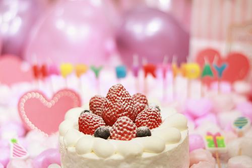 『誕生日』のフリー写真画像[ID:3321]