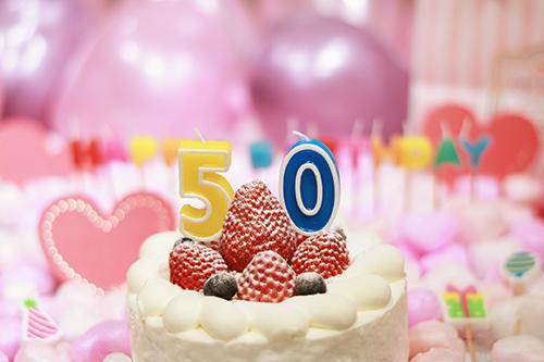 『誕生日』のフリー写真画像[ID:3263]