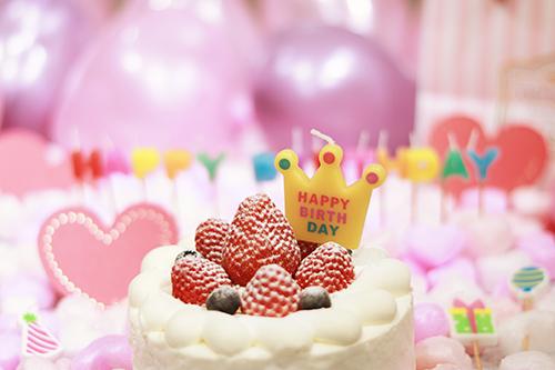 『誕生日』のフリー写真画像[ID:3324]