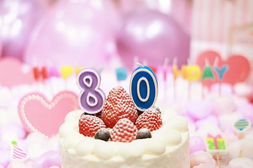 『誕生日』のフリー写真画像[ID:3282]
