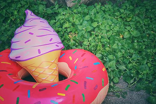 『ソフトクリーム』のフリー写真画像[ID:3879]