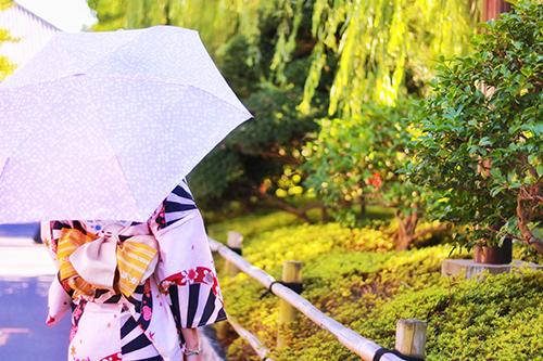 『傘』のフリー写真画像[ID:3786]