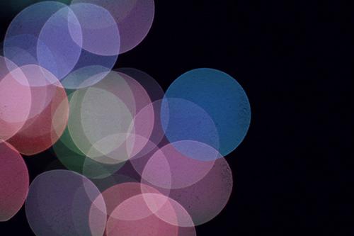 『玉ボケ』のフリー写真画像[ID:4092]