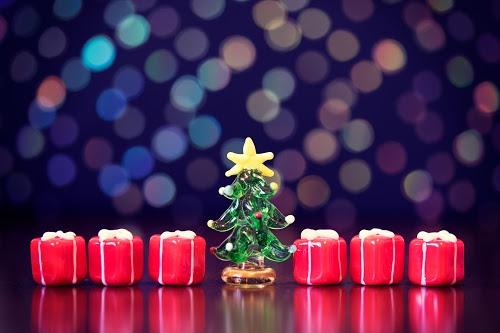 『クリスマスツリー』のフリー写真画像[ID:4735]