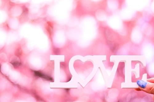『LOVE』のフリー写真画像[ID:5186]