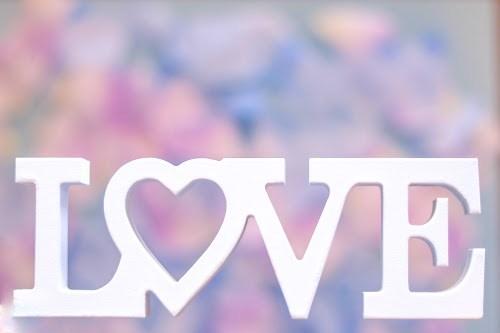 『LOVE』のフリー写真画像[ID:5245]