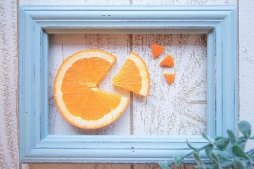 『オレンジ』のフリー写真画像[ID:5425]