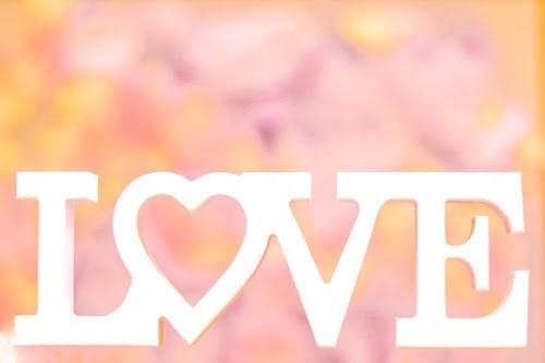 『LOVE』のフリー写真画像[ID:5415]