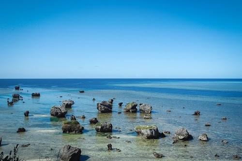 『岩』のフリー写真画像[ID:6130]