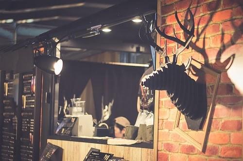 『カフェ』のフリー写真画像[ID:6683]