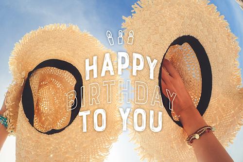 『誕生日』のフリー写真画像[ID:6825]