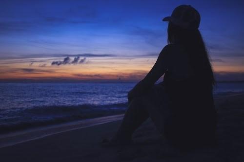 『夕日』のフリー写真画像[ID:7071]