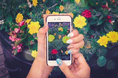 『スマートフォン』のフリー写真画像[ID:6969]