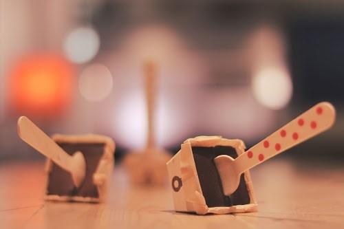 『チョコレートドリンク』のフリー写真画像[ID:8023]
