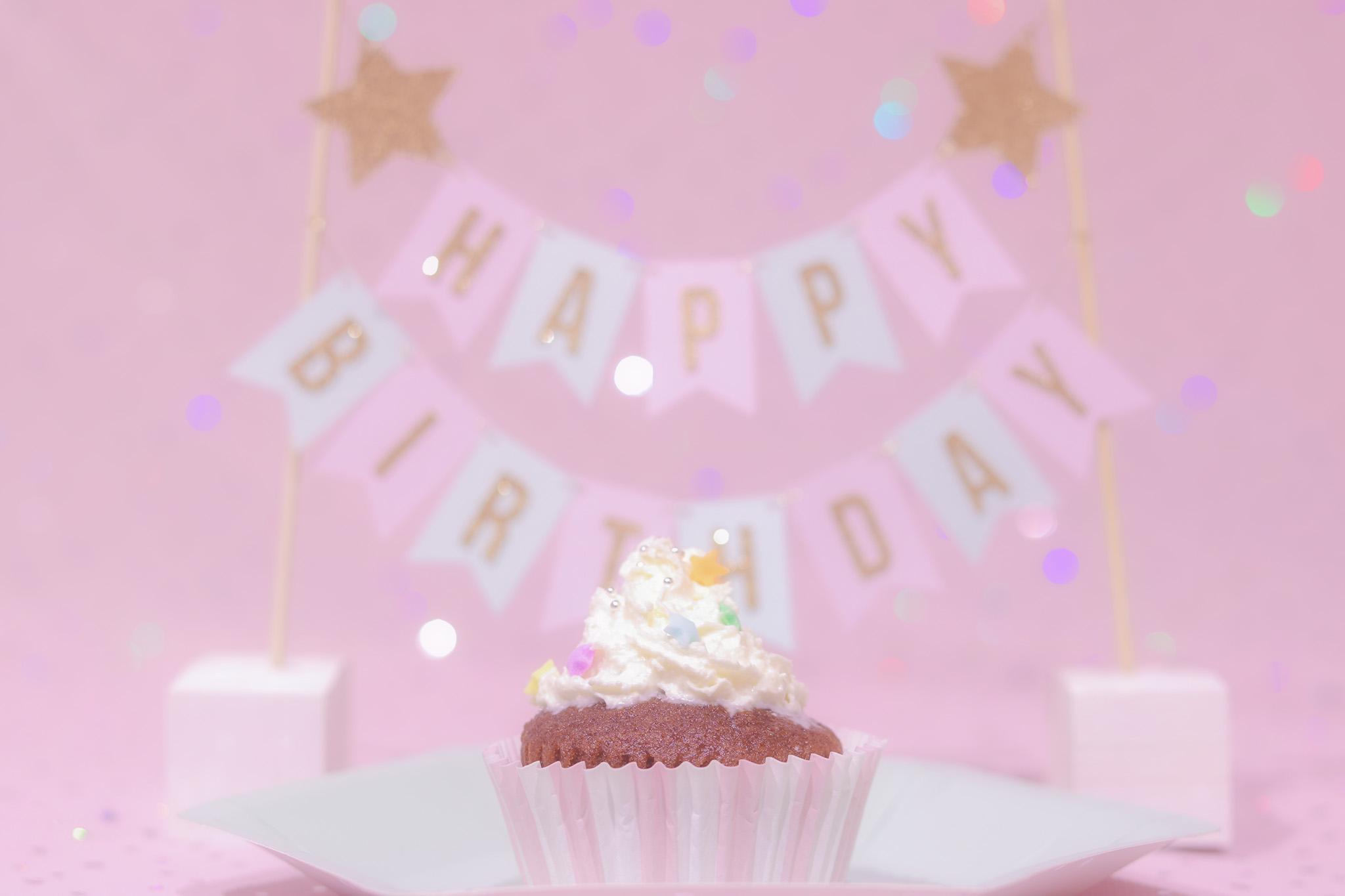 『誕生日』のフリー写真画像[ID:8619]
