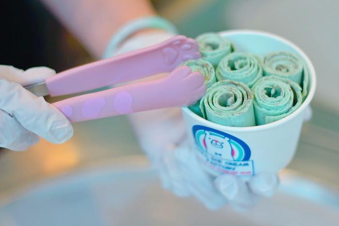『アイスクリーム』のフリー写真画像[ID:8534]