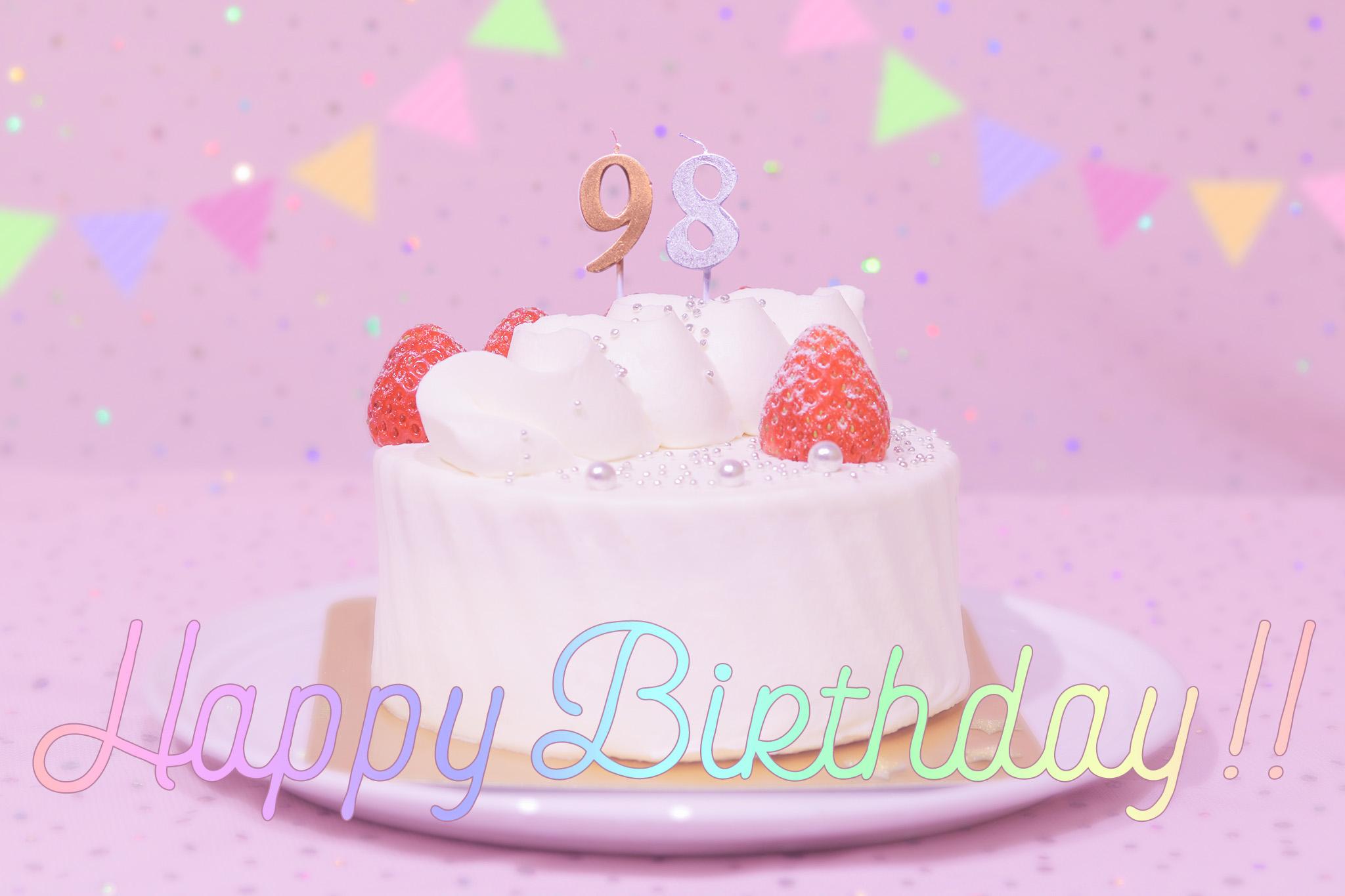 『誕生日』のフリー写真画像[ID:8843]