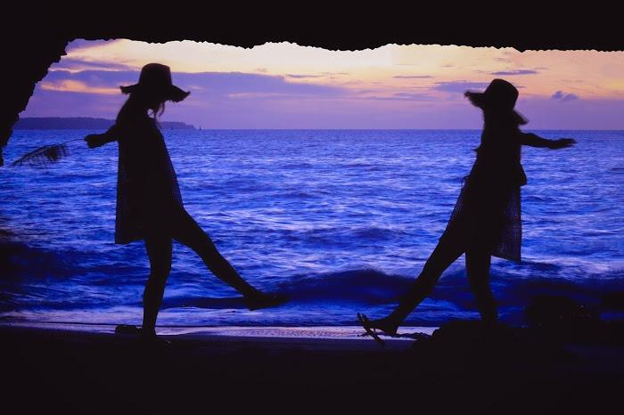 『夕日』のフリー写真画像[ID:8995]