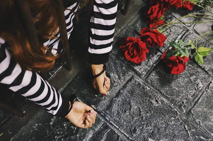 『薔薇』のフリー写真画像[ID:9182]