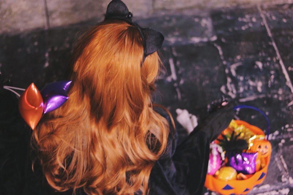 『ハロウィン』のフリー写真画像[ID:9190]