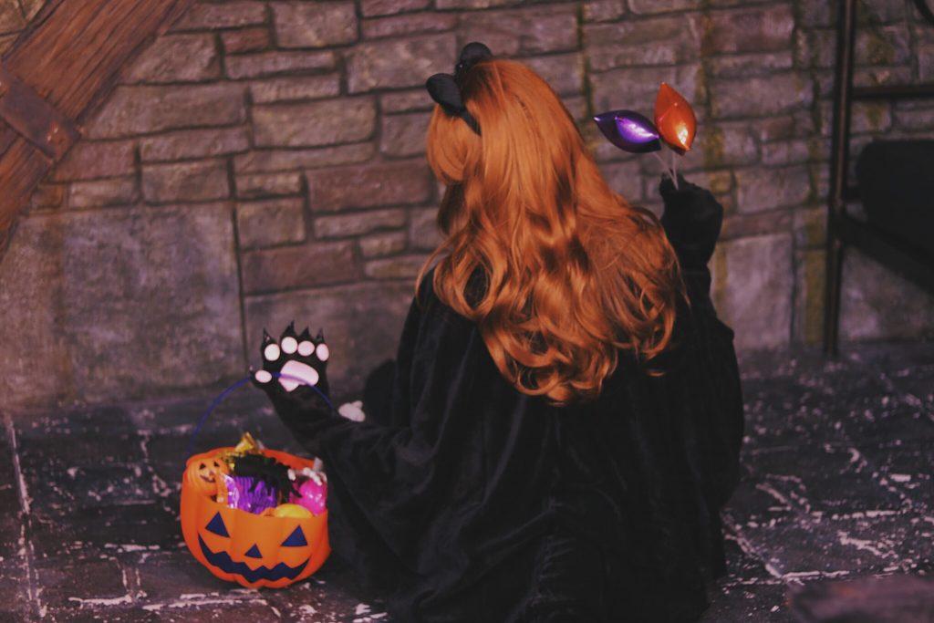 『ハロウィン』のフリー写真画像[ID:9195]