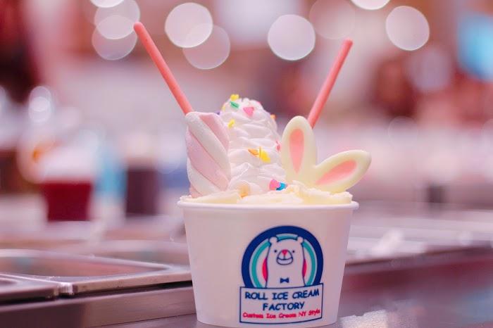『アイスクリーム』のフリー写真画像[ID:8975]