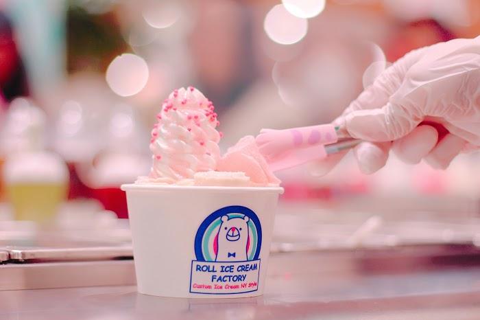 『アイスクリーム』のフリー写真画像[ID:8971]