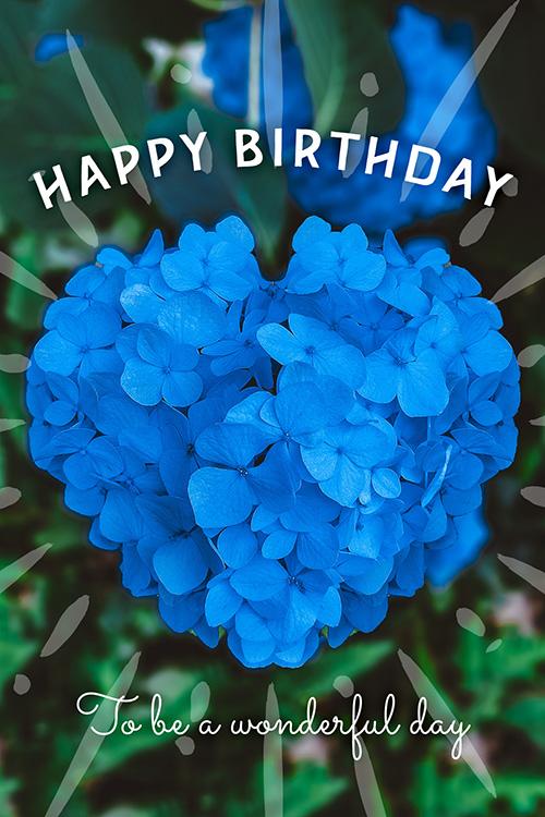 『HAPPY BIRTHDAY』のフリー写真画像[ID:10142]