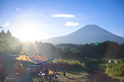 西富士オートキャンプ場はホタルが見られるキャンプ場!釣り大会も開催!