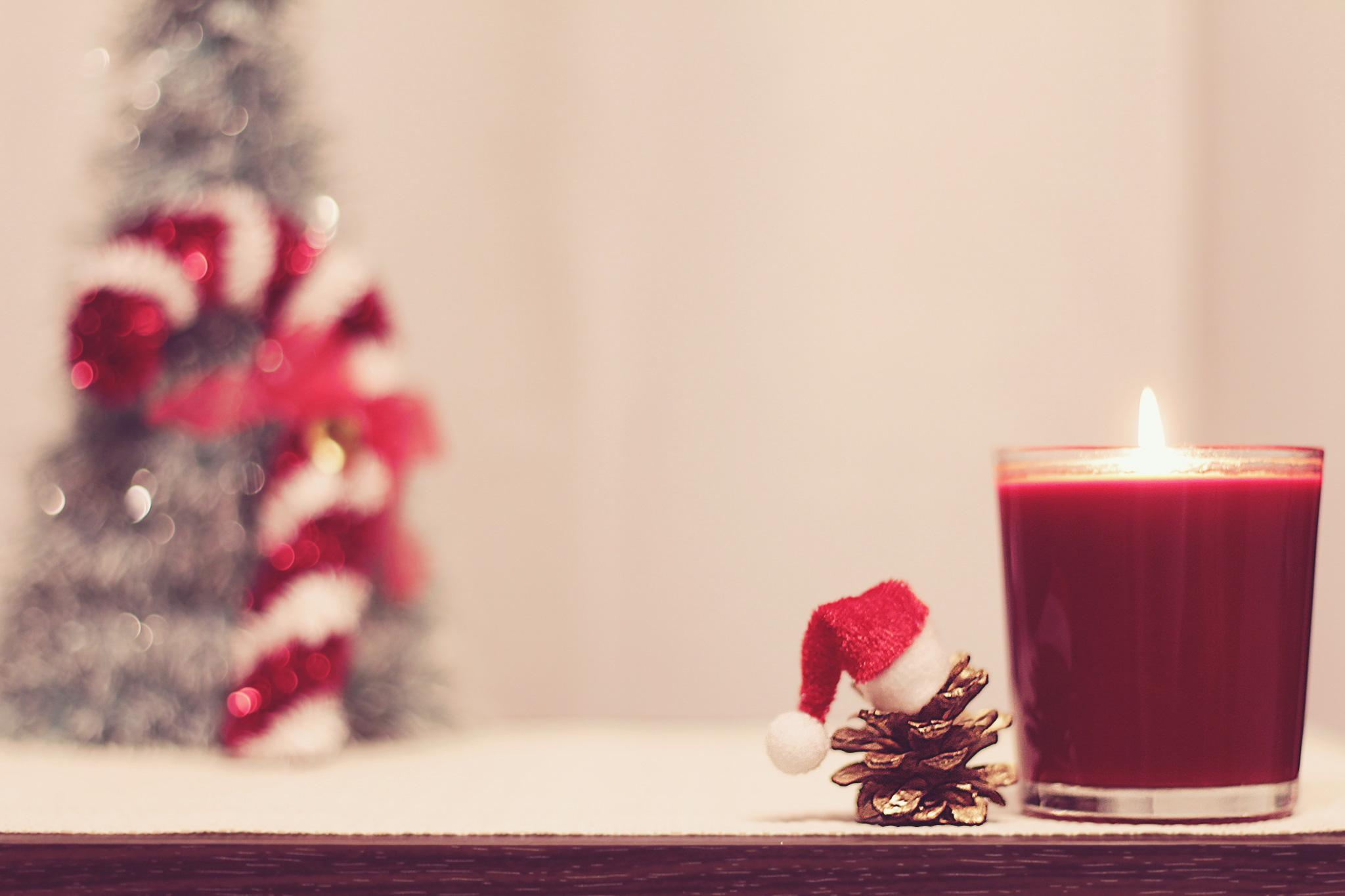 クリスマスパーティの飾り付けのフリー画像 おしゃれなフリー写真素材